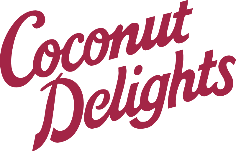 Burto Coconut Delights vector logo