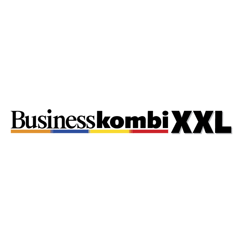 Business Kombi XXL 75686 vector logo