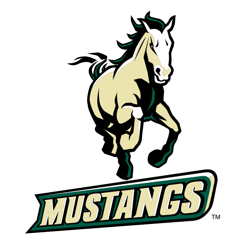 California Poly Mustangs vector
