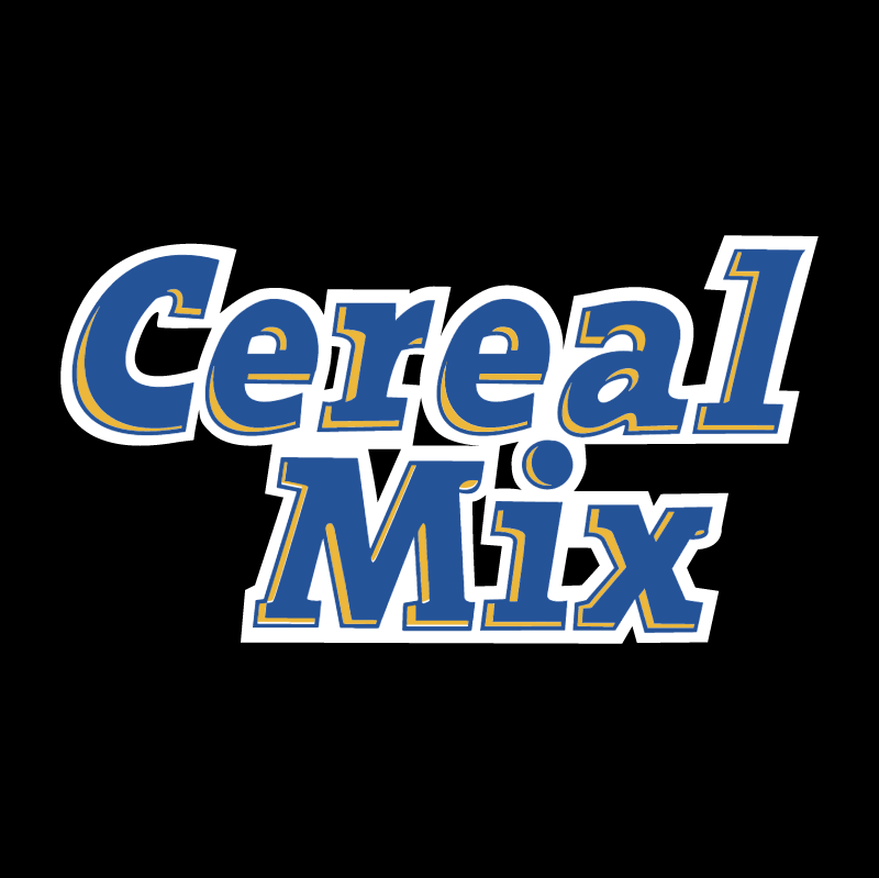 Cereal Mix vector