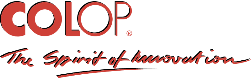 COLOP vector logo