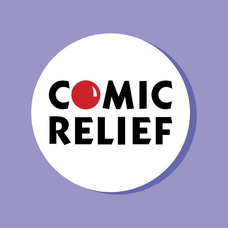 Comic Relief vector
