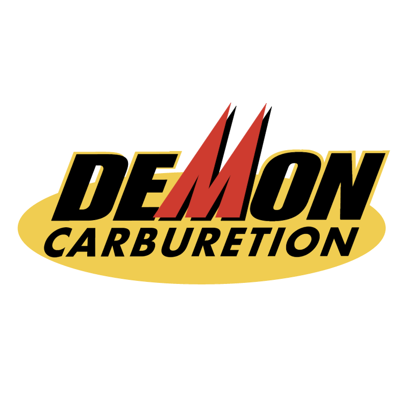 Demon Carburetion vector logo