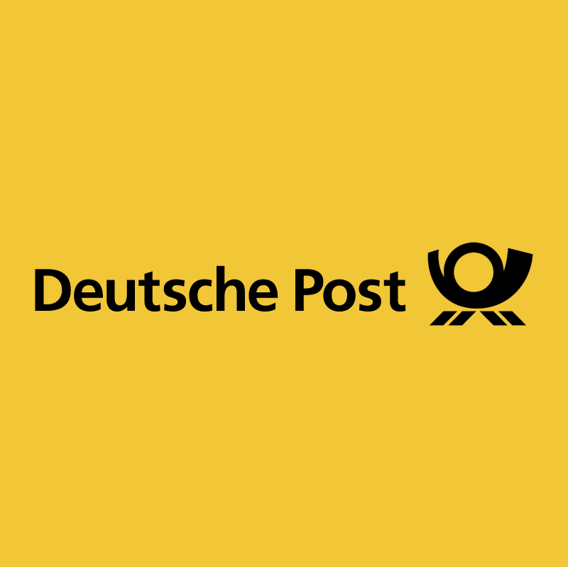 Deutsche Post vector logo