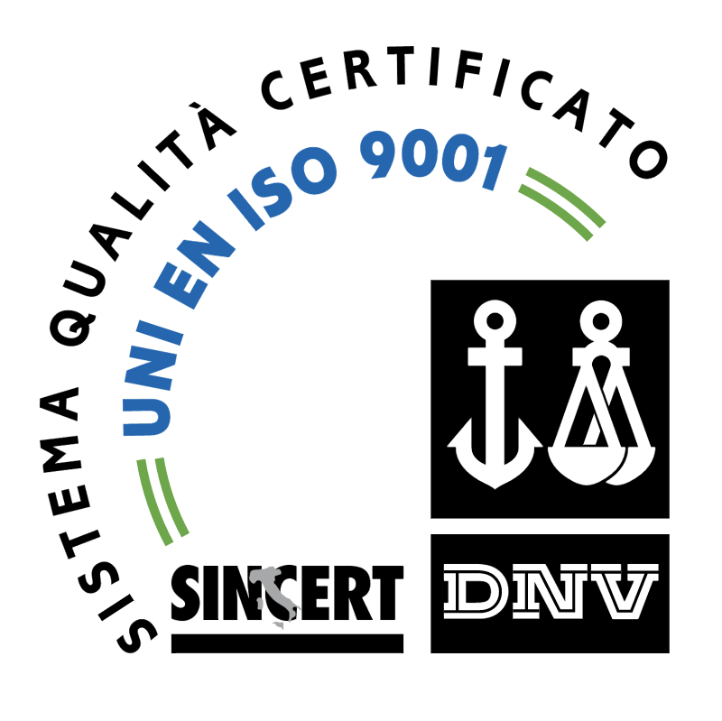 DNV Sincert vector logo
