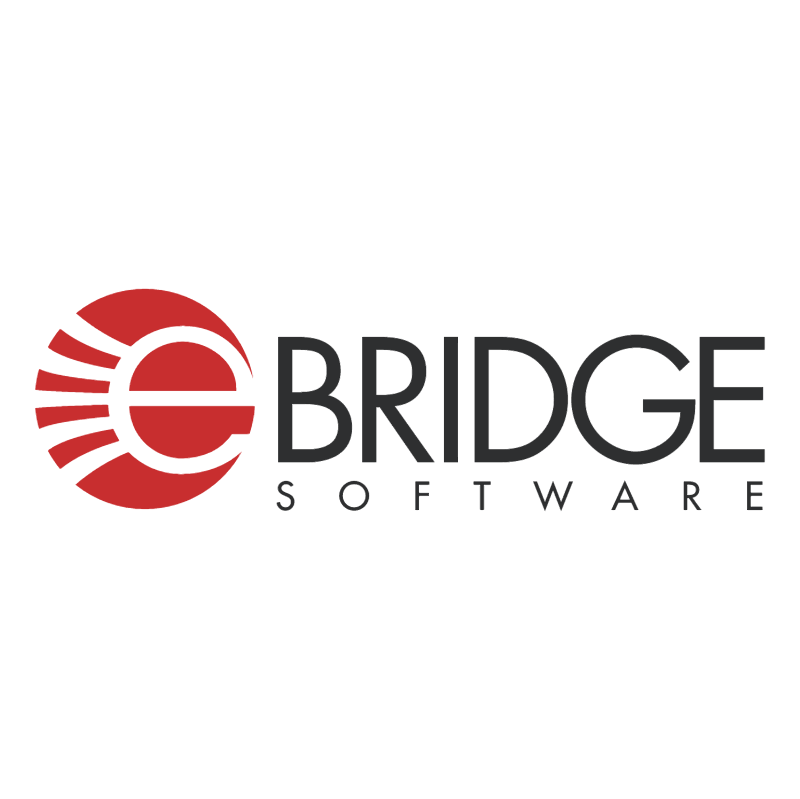 eBridge Software vector