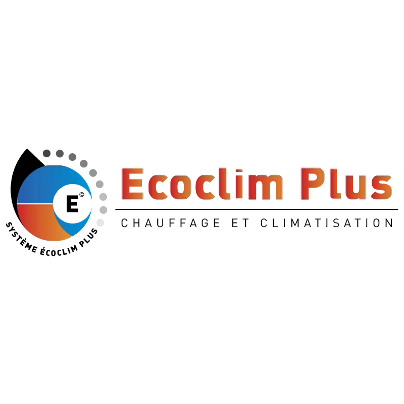 Ecoclim Plus vector logo