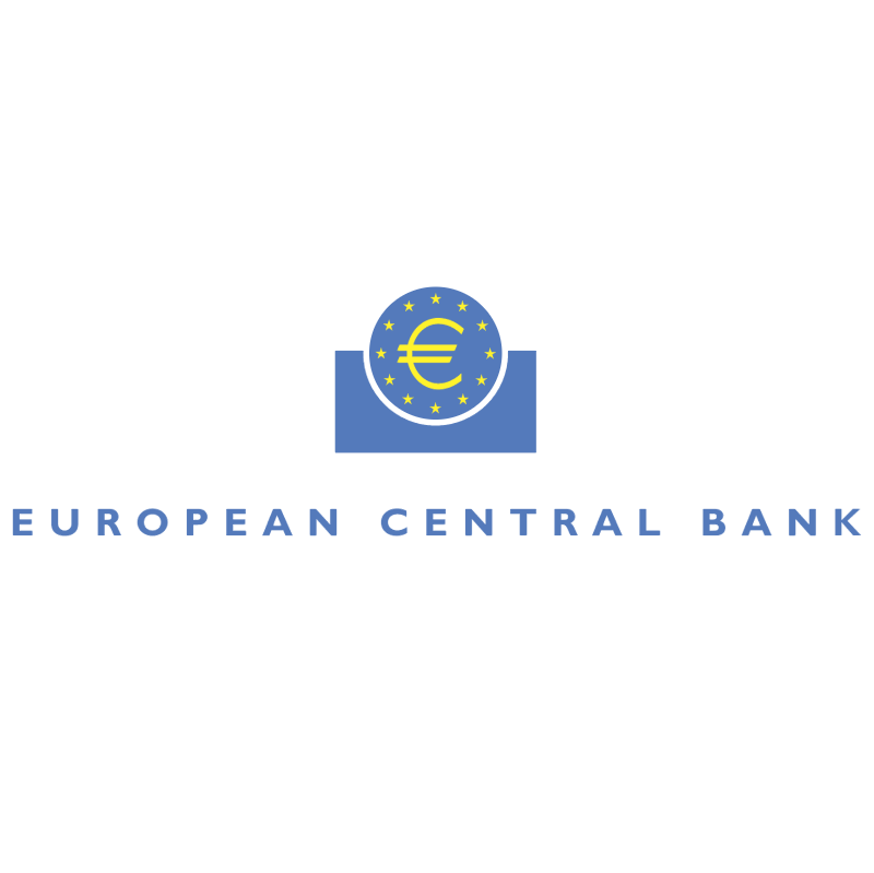 European Central Bank vector