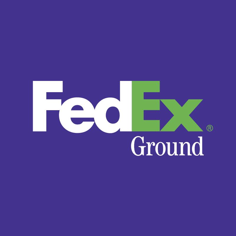 FedEx Ground vector logo