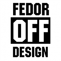 Fedor Off Design vector