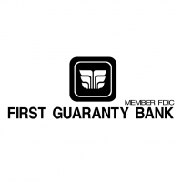 First Guaranty Bank vector