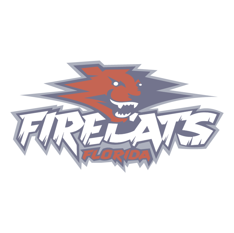 Florida Firecats vector