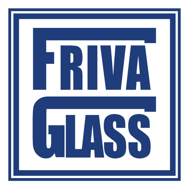 Friva Glass vector logo