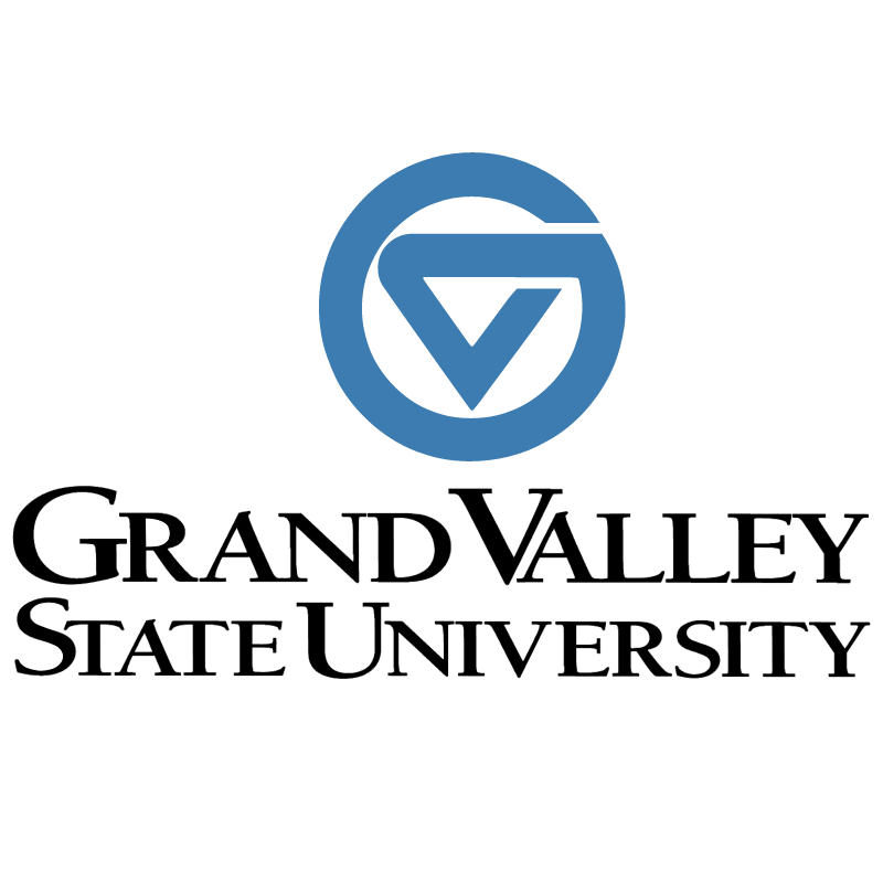 Grand Valley State University vector logo