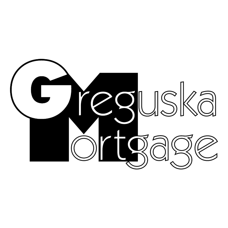 Greguska Mortgage vector
