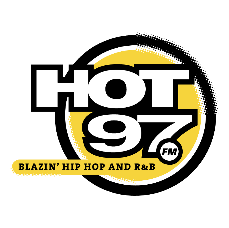 Hot 97 NYC vector