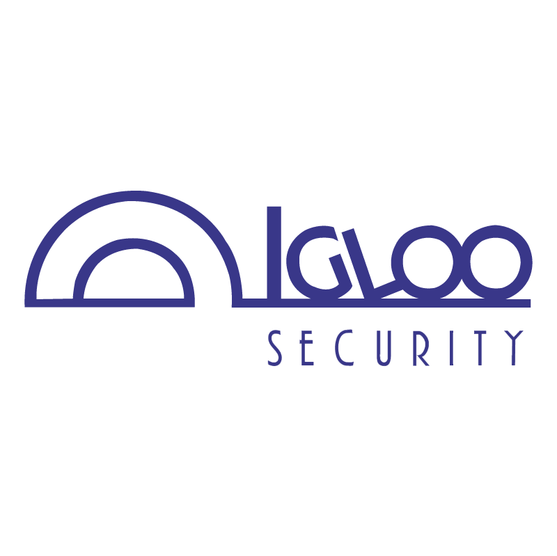 Igloo Security vector
