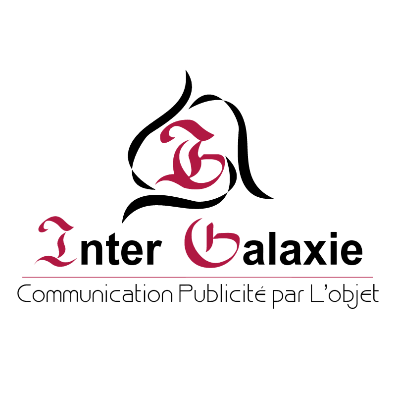 Inter Galaxie vector logo