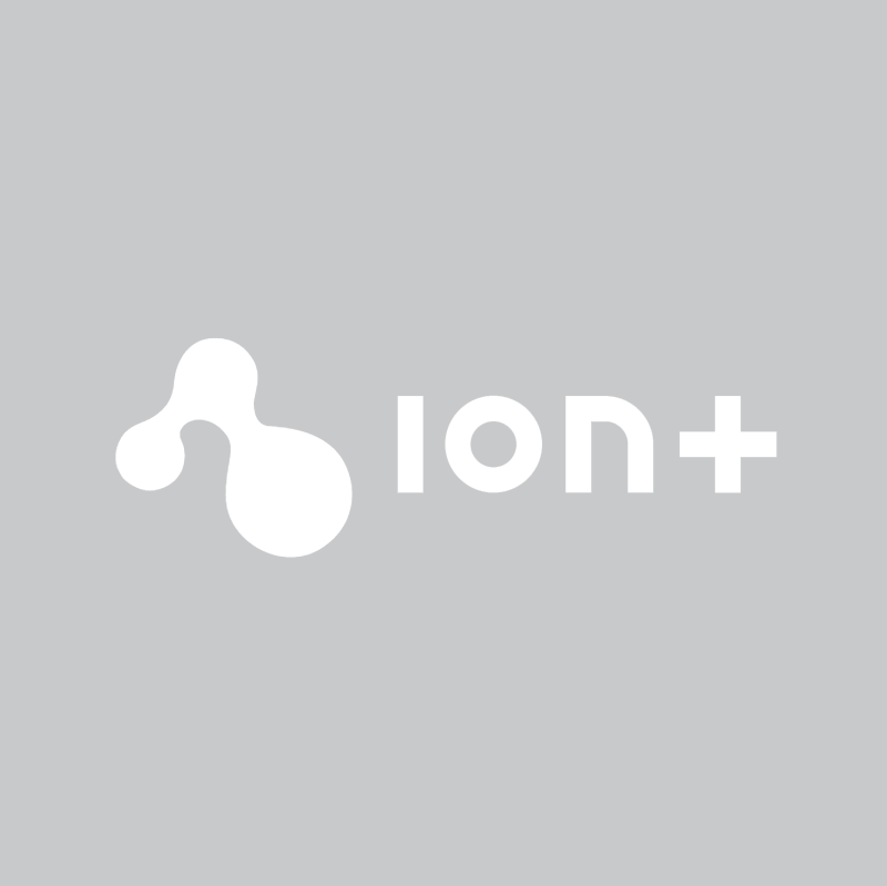 ion+ vector logo
