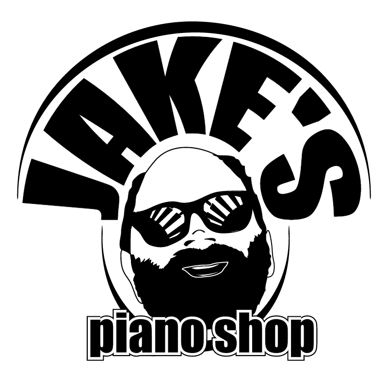 Jake's piano shope vector