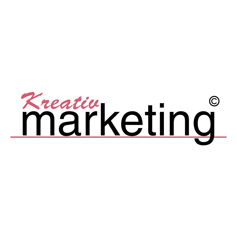 Kreativ Marketing vector