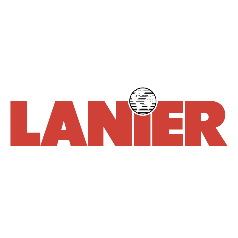 Lanier Worldwide vector