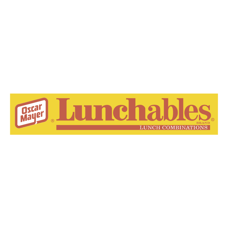 Lunchables vector