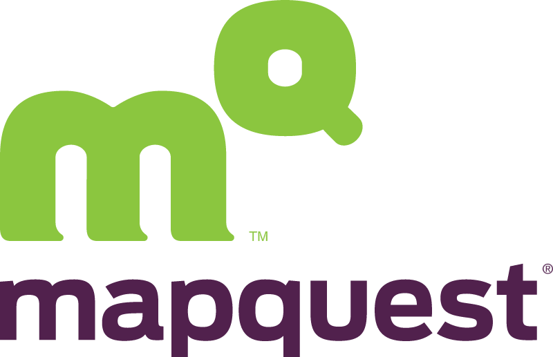 Mapquest 2 vector logo
