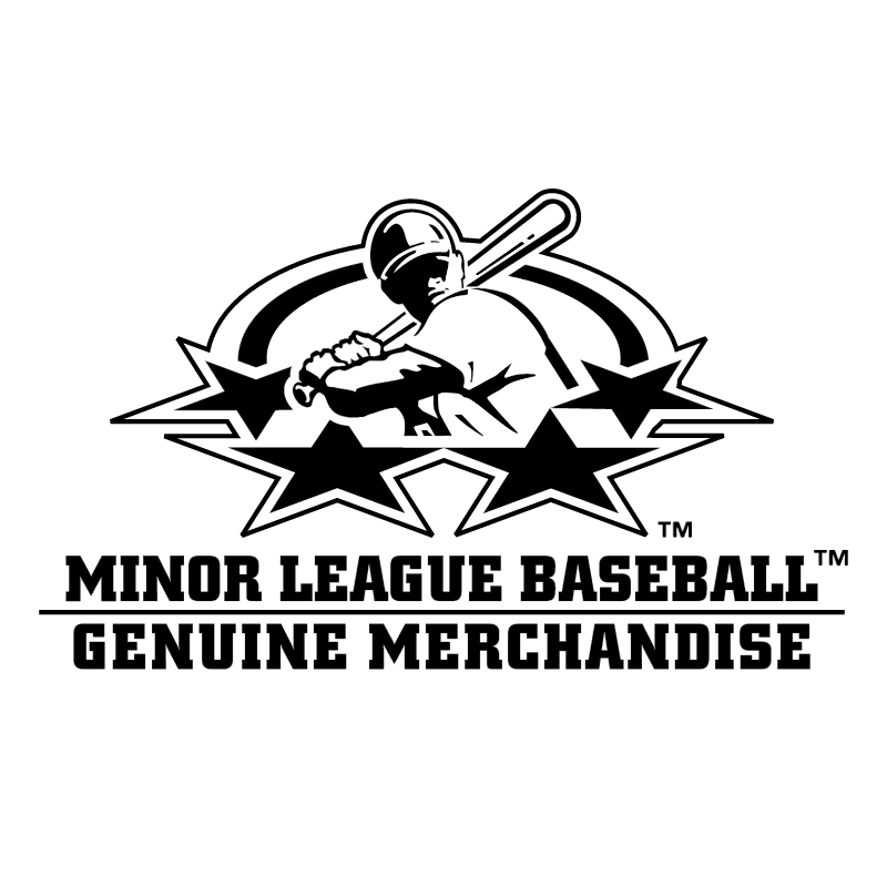 Minor League Baseball vector logo