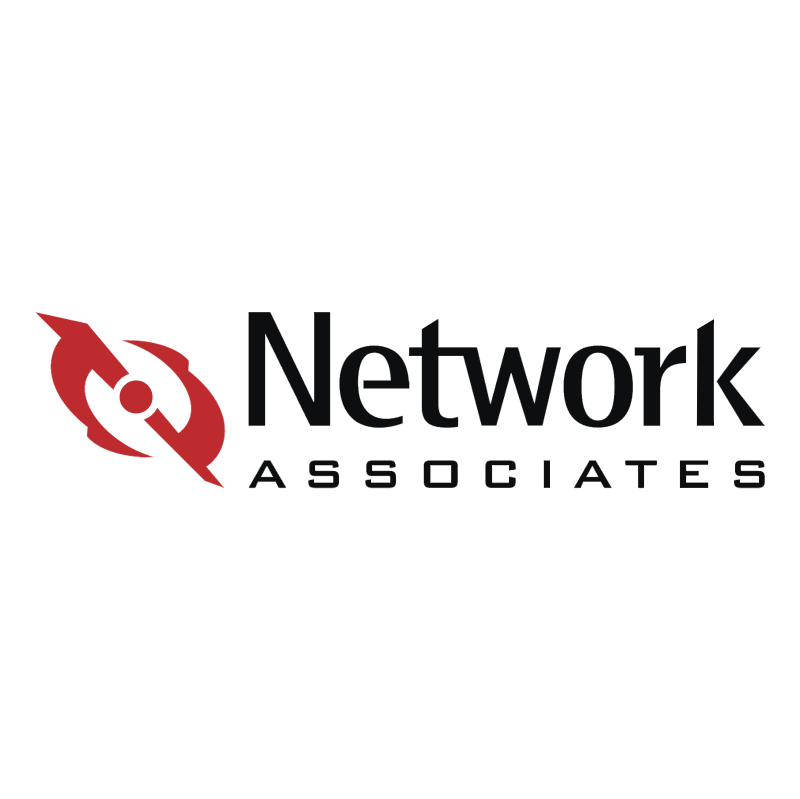 Network Associates vector logo