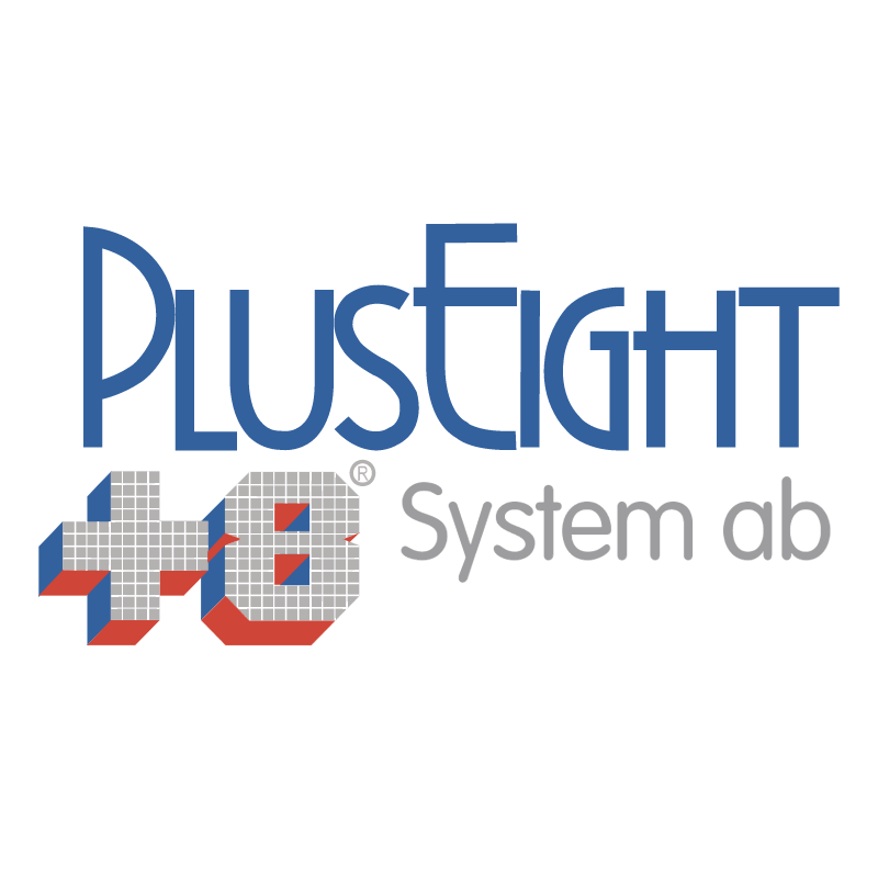 PlusEight System vector