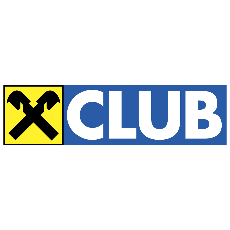 Raiffeisen Club vector logo
