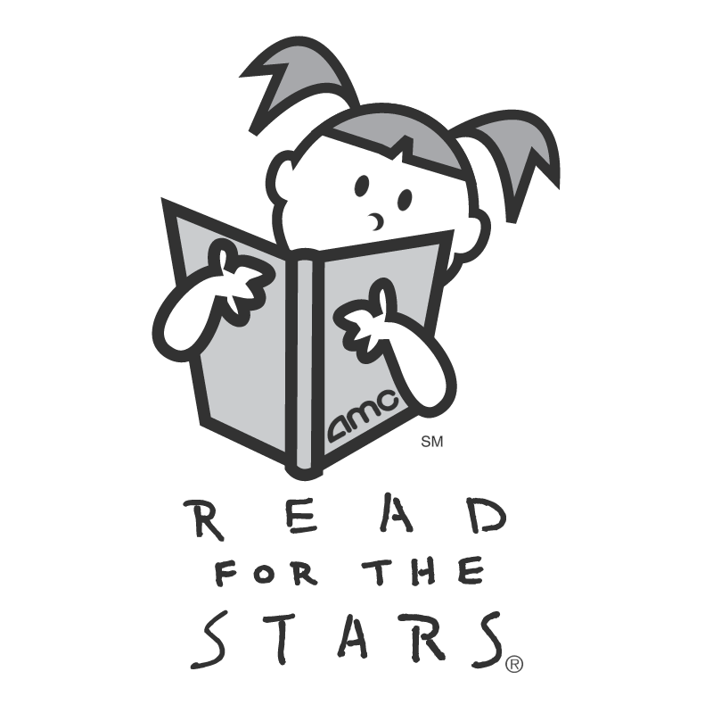 Read for the Stars vector logo