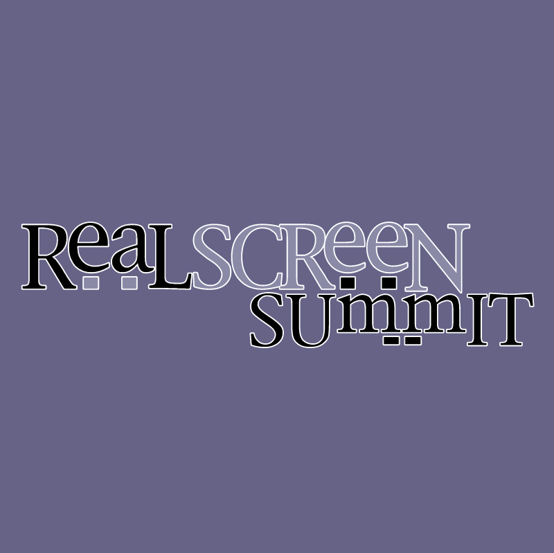 Realscreen Summit vector