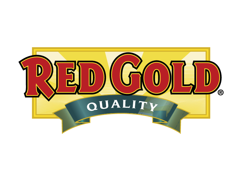 Red Gold Quality vector