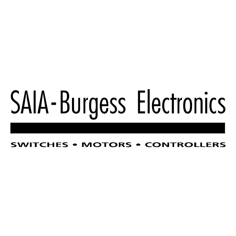 Saia Burgess Electronics vector