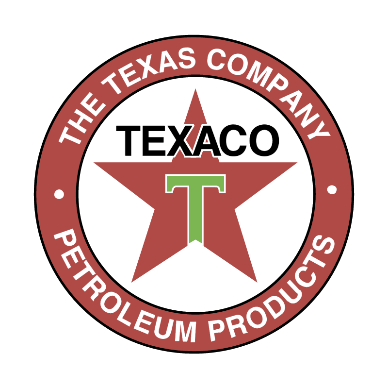 Texaco vector logo