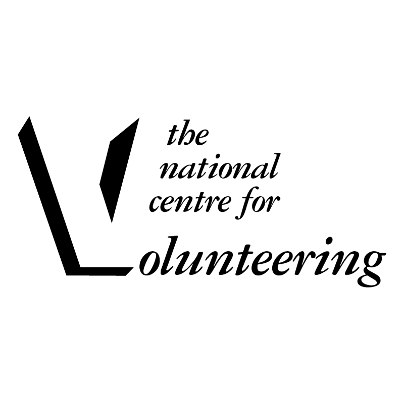 The National Centre for Volunteering vector