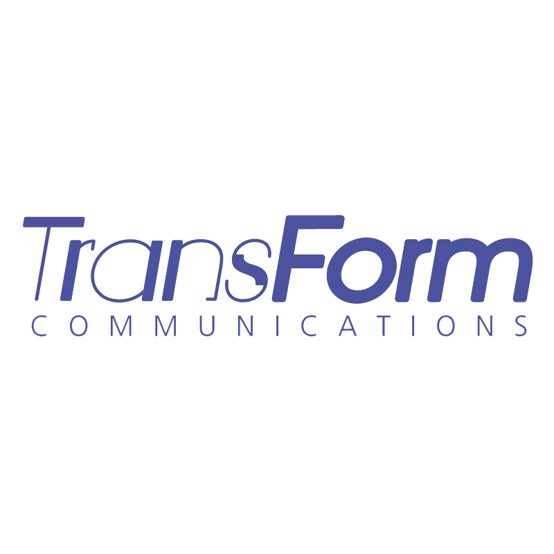 TransForm Communications vector logo