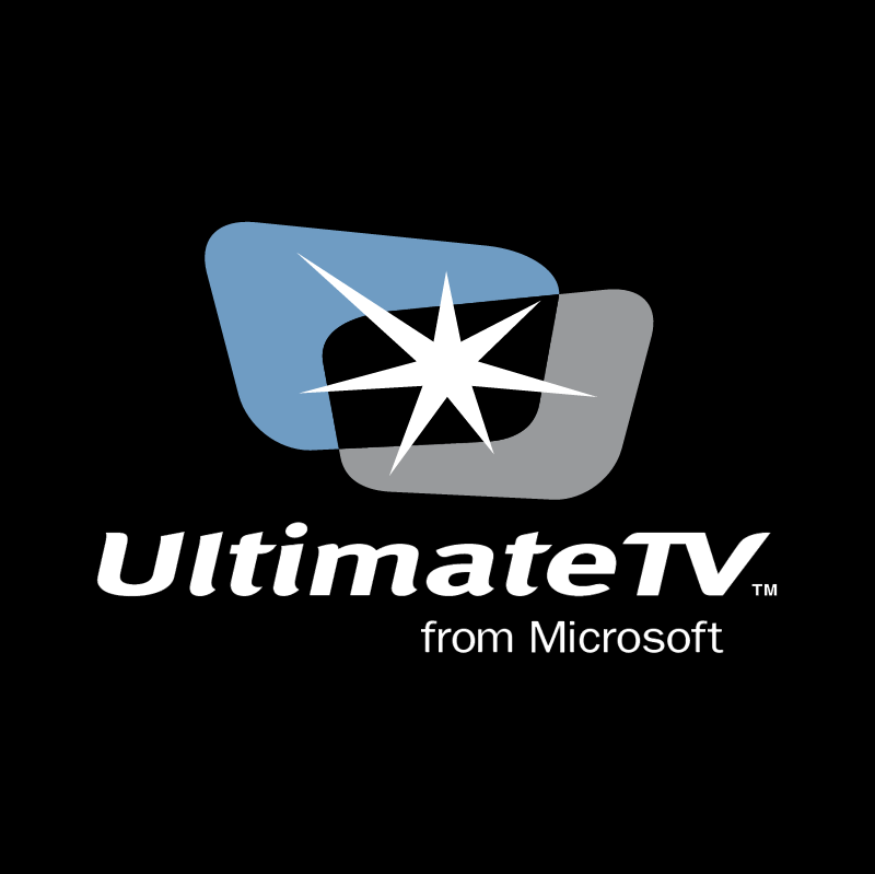 UltimateTV vector logo