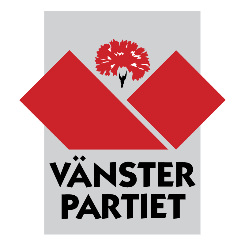Vansterpartiet vector logo