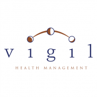 Vigil Health Management vector