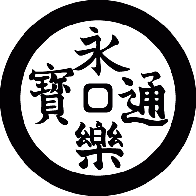 Japanese Circle vector logo