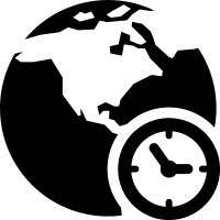 International hours symbol
