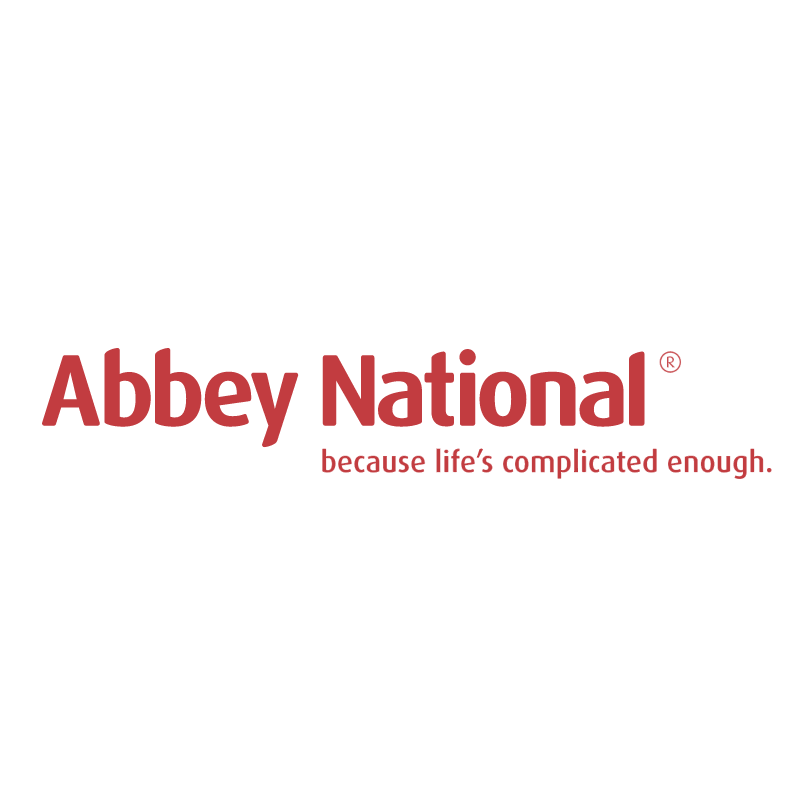 Abbey National vector logo