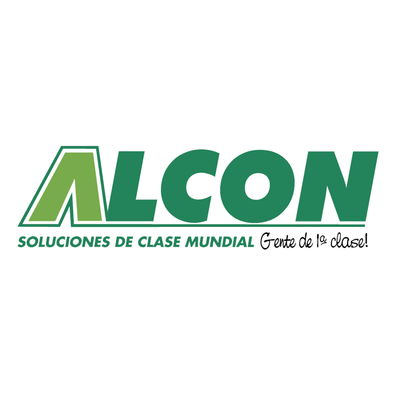 Alcon vector logo