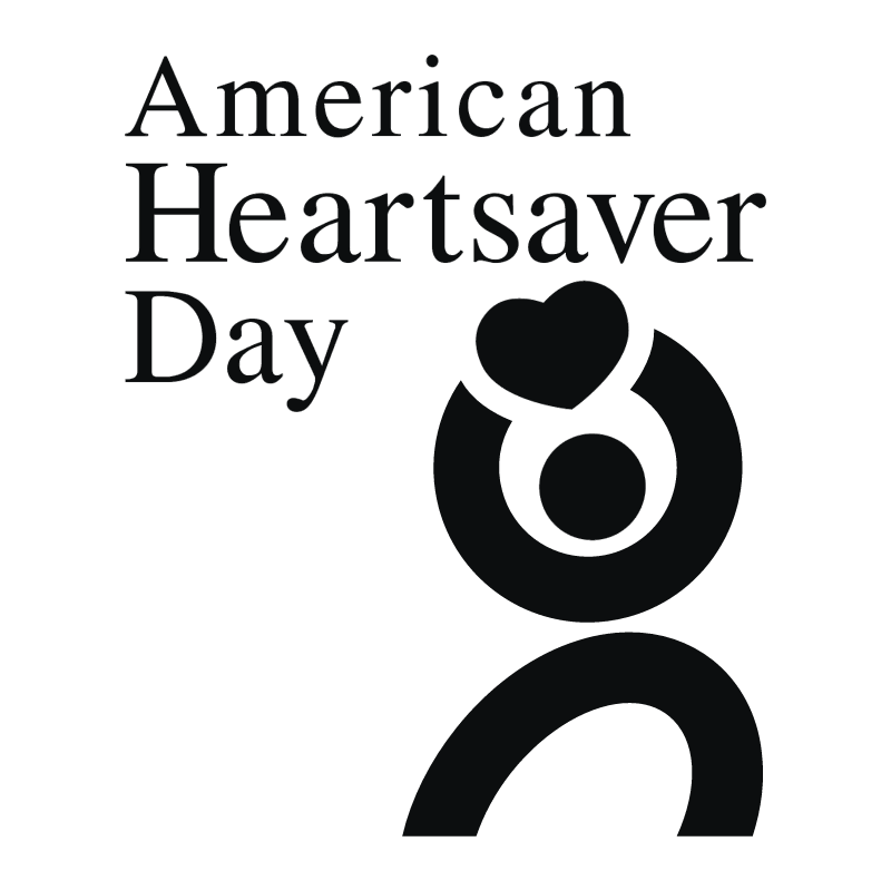 American Heartsaver Day 34532 vector