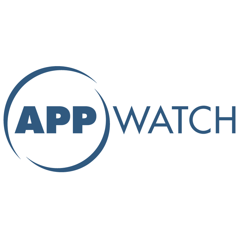AppWatch vector logo