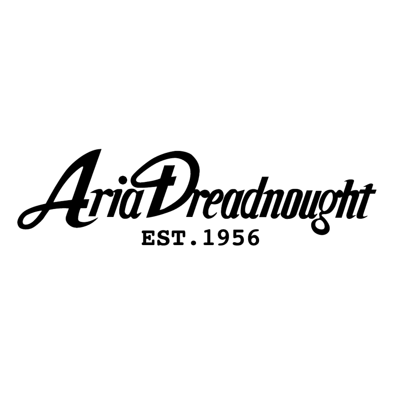Aria Dreadnought 45018 vector