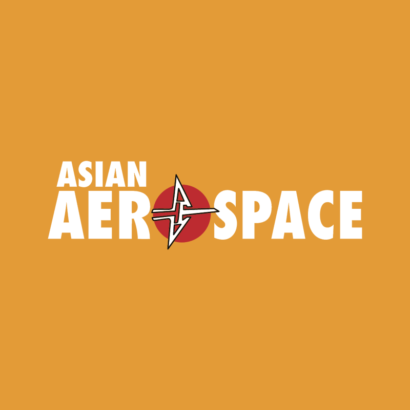 Asian Aerospace vector